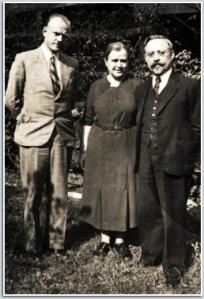 neprash, wife & son